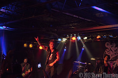 Papa Roach - The Machine Shop- Flint, MI - 10/15/13