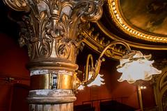 Thtre de Verdun ... (liryc30) Tags: sculpture france architecture nikon theater lumire 55 thatre technique lorraine meuse dcors fresque verdun nikond3200 scne d3200 projecteurs 55100