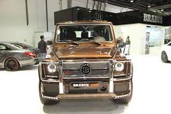 BRABUS 700 (AlBargan) Tags: auto show dubai g autoshow mercedesbenz motor 700 motorshow brabus gclass 2014 2013