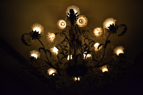 Haunted Mansion Chandelier