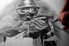 DessinsTactiques - WIP GROM Special Forces Artwork (DessinsTactiques.com) Tags: art illustration pencil design artwork workinprogress dessin micro crayon swat militaire grom commando feuille 9mm specialforces artiste hkusp chasuble pologne munitions dessiner graphisme cagoule arme counterterrorism 9x19 combinaison chargeur crayonn specialunit dragonne antiterrorisme formata4 forcesspciales casquelourd polishspecialforces davidandro tacticalartwork giletdassaut dessinmilitaire crayonsgris gantstactiques dessinstactiquescom dessinstactiques dessinforcesspciales crayonsgraphite wwwdessinstactiquescom dessinerunmilitaire lunettestactiqueboll grompatch