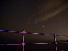 Orion's Fence (Amble180) Tags: wild fence happy lumix panasonic northumberland about friday g3 1442