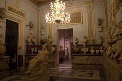 salle (BigZoic) Tags: rome roma church statue italia prayer monk musee cesar italie jule priere prete eglisse