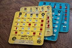 Bingo Cards!