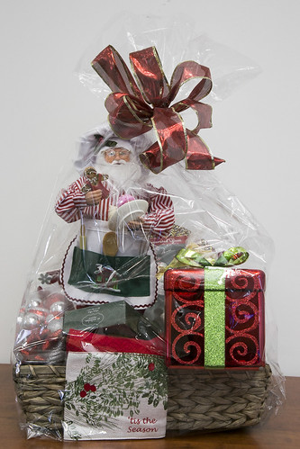 President Daniel's Holiday Chef Basket