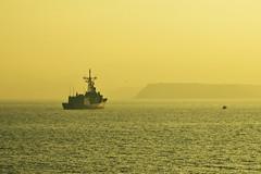 Taiwan,Penghu─Cruise (Johnson Hung) Tags: ocean sunset sea sun nature weather canon roc eos country navy taiwan formosa 台灣 penghu 澎湖 marinas 外婆的澎湖灣 makung 600d 馬公 canon600d efs1585mm rebelt3i kissx5
