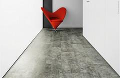 Artcomfort- Beton Ashen (Burroughs_Hardwoods) Tags: wood tree art home tile cork vinyl bark flooring comfort decor wicanders