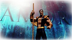 The SubMariner (Gui Lopes BH) Tags: woman classic america comics toys four miniatures fantastic action invisible statues collection captain figure heroes marvel universe panini figures submariner bonecos chumbo namor guilopesbh