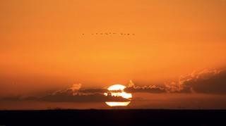 Sunset on '13