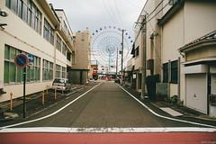 Shizuoka, Japan. (WAFClough) Tags: street urban japan lost asia ferriswheel 日本 shizuoka eastasia 町 静岡 vsco vscofilter