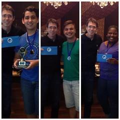 Premiação Blueberry