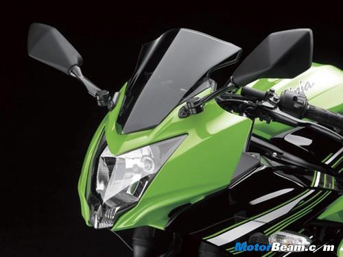 Kawasaki-Ninja-250SL-Headlight