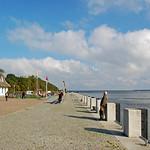Am Hafen von Kloster auf der Insel Hiddensee (5) - Schiffsanlegestelle thumbnail
