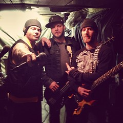 """Another jam session - these #urbanrockproject boys will rock all night. #breathbybreath #urbanrock #hiphop #rockandroll • <a style=""""font-size:0.8em;"""" href=""""https://www.flickr.com/photos/62467064@N06/12805105253/"""" target=""""_blank"""">View on Flickr</a>"""
