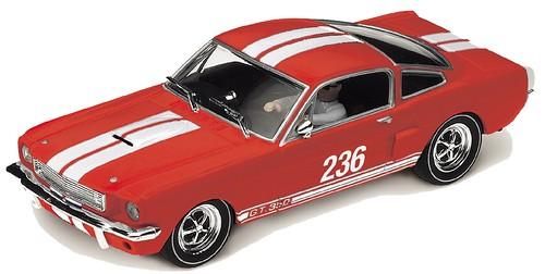 Carrera slot 350GT 66 Mustang