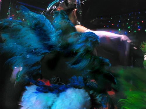 LADYBOY CABARET--BLUE FIREBIRD