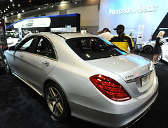 Mercedes-Benz S550 4matic (D70) Tags: auto show canada vancouver bc center exhibition international mercedesbenz convention 2014 4matic s550