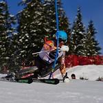 Broderick Thompson, 2014 Keurig Cup Spring Series Slalom at Grouse PHOTO CREDIT: Derek Trussler