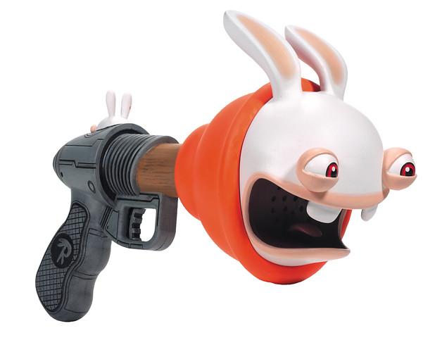 大爆笑!~ 歡樂指數百分百的《瘋狂兔子》音效槍