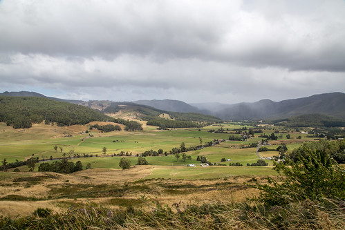 Gunns Plains; George Woodhouse Lookout