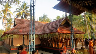 Thrissur Anchery Kavu Temple Bharani Vela 3