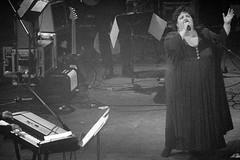 Rita MacNeil – The Grand Ceilidh – 10/9/98 (photo: Ananda Kelly)