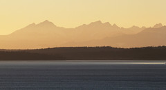 Olympian Sunset (RPahre) Tags: olympicmountains olympics pugetsound seattle sunset silhouette