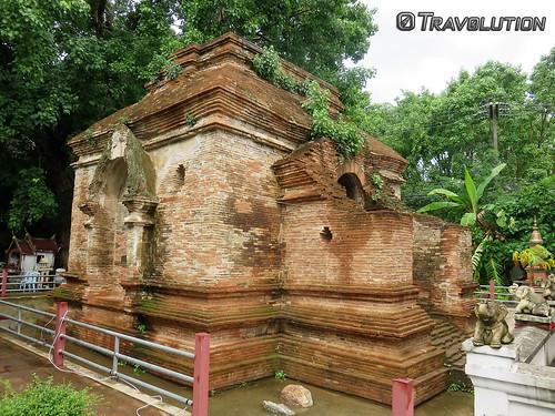 Wat Lam Chang Stupa, Chiang Mai