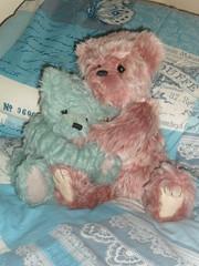 Hug Time (zaramcaspurren) Tags: agatha angela charliebears teddybear teddybears teddies softtoys softtoy plush plushtoy plushies plushtoys plushie stuffedtoy stuffedtoys