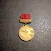 Slavutych City Medal