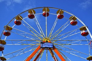 The Orange Ferris Wheel