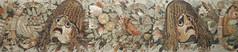 Festone con maschera, foglie e frutta (Arco Ardon) Tags: italia italië italy napoli napels naples museoarcheologiconazionaledinapoli festoneconmascherafoglieefrutta casadelfauno pompeii mosaic