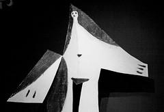 Sculpture de Pablo Picasso (claude lina) Tags: claudelina belgium belgique canon bruxelles brussel palaisdesbeauxartsdebruxelles bozar sculptures exposition pablopicasso
