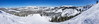Snowy Donner Summit Valley from top of Mt Disney at Sugar Bowl pano1-01 3-1-17-Pano (lamsongf) Tags: donnersummitarea snow winter skiing sugarbowl