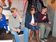 Karaoke Night (Joe Shlabotnik) Tags: sarahp bliksem 2017 april2017 jillb daveb 60225mm