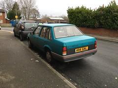 Vauxhall Nova 1.2 Merit (VAGDave) Tags: vauxhall nova 12 merit 1992