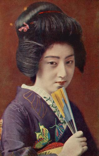 Butterfly Kimono 1910s 1