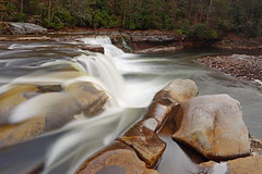 High Falls: Overlooking the glen (Shahid Durrani) Tags: high falls monongahela national forest cheat river west virginia