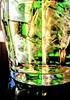 Cubist Diffraction (mikkelfrimerrasmussen) Tags: icecubes søbogaard hyldeblomst hyldeblomstsaft glas