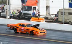 Andy Robinson Race Cars - Pro Mod Camaro (technodean2000) Tags: santa pod hot rod car 2016 orange nikon d610 lightroom uk drag vehicle people andy robinson race cars pro mod camaro