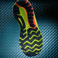 Saucony (Pekko Ahlsten) Tags: runners shoes shoe nikond7000 nikkor85mm18d 85mm studio commercial commercialphotography productphotography productshot product sb910 sb700 ireland dublin dunlaoghaire cool stilllife