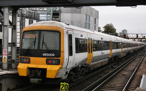 109712 465004 London Bridge Station 24.11.07