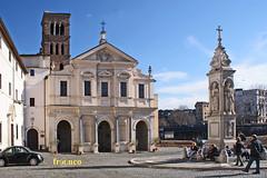 S Bartolomeo (fr@nco ... 'ntraficatu friscu! (=indaffarato)) Tags: italia italy lazio roma rome isola tiberina isolatinerina