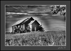 Abd School Stone-Ruth Rds (the Gallopping Geezer '4.5' million + views....) Tags: school schoolhouse education oneroomschool oneroom 1room abandoned weathered decay decayed worn faded neglected ruins closed vacant mi michigan thumb backroads backroad rural country countryside countryroad canon 5ds 24105 geezer 2016