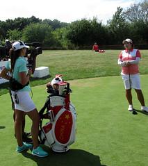 Professional Golfer Shanshan Feng (*hajee) Tags: lpga meritclub ul