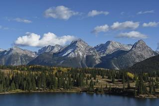 Molas Lake, San Juan Mountains, Colorado