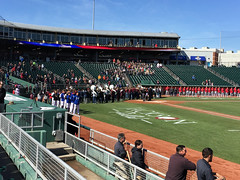 Cooley 003 (mwlguide) Tags: apple iphone 2017 ballpark ballyard field stadium midwestleague oldsmobilepark oldspark cooleylawschoolstadium cooleystadium jacksonfield lansing leagues baseball lansinglugnuts peoriachiefs sky band people fans 3588 may