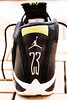 Retro 14s (adamkrpec) Tags: retro sneakers shoes basketball sport 23 jumpman jordan air details canon green black