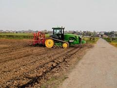 Farming in spring (kelvin mann) Tags: farm farming tractors farmmachinery outdoors