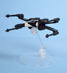 Hot Wheels Star Wars Partisan X-Wing Fighter (FranMoff) Tags: starwars black white spaceships diecast xwing starships vehicles xwingfighter partisan